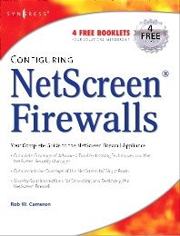 Cover image for Configuring NetScreen Firewalls