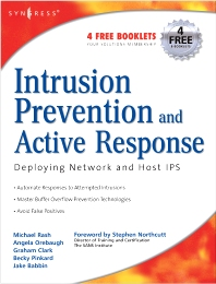 Cover image for Intrusion Prevention and Active Response