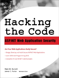 Hacking the Code - 1st Edition - ISBN: 9781597496803, 9780080478173