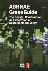 The ASHRAE GreenGuide - 2nd Edition - ISBN: 9781933742076