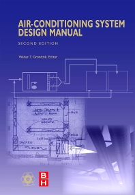 Cover image for Air Conditioning System Design Manual