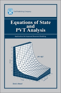 Cover image for Equations of State and PVT Analysis