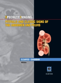 Cover image for Specialty Imaging: Pitfalls and Classic Signs of the Abdomen and Pelvis