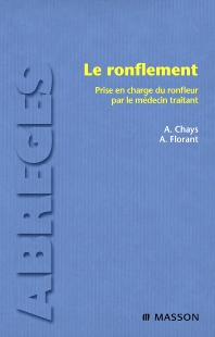 Le ronflement - 1st Edition - ISBN: 9782294020186, 9782994100225
