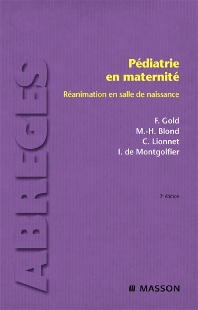 Pédiatrie en maternité - 3rd Edition - ISBN: 9782294084768, 9782994098928