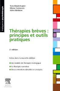 Thérapies brèves : principes et outils pratiques - 3rd Edition - ISBN: 9782294097737, 9782294726286