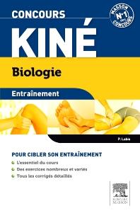 Concours kiné Biologie Entraînement  - 3rd Edition - ISBN: 9782294103452, 9782294723568