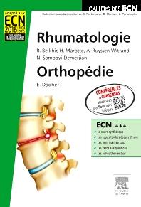 Rhumatologie, Orthopédie - 1st Edition - ISBN: 9782294701801, 9782294732850