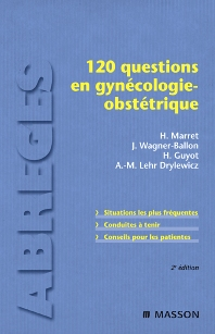 120 questions en gynécologie-obstétrique - 2nd Edition - ISBN: 9782294704598