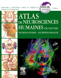 Atlas de neurosciences humaines de Netter - 2nd Edition - ISBN: 9782294704604, 9782294723285