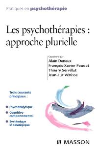 Les psychothérapies : approche plurielle  - 1st Edition - ISBN: 9782294704932