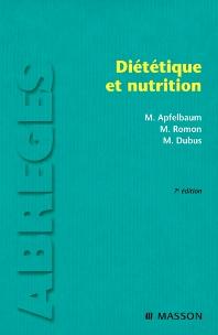 Cover image for Diététique et nutrition