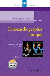 Cover image for Échocardiographie clinique