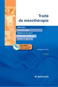 Traité de mésothérapie + DVD - 2nd Edition - ISBN: 9782294706073, 9782994099642