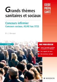 Grands thèmes sanitaires et sociaux - 7th Edition - ISBN: 9782294707926, 9782294718502