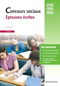 Concours sociaux Épreuves écrites - 3rd Edition - ISBN: 9782294707957, 9782294725388