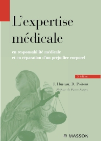 L'expertise médicale - 3rd Edition - ISBN: 9782294708190, 9782994100027