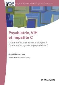 Psychiatrie, VIH et hépatite C - 1st Edition - ISBN: 9782294708527, 9782994099543