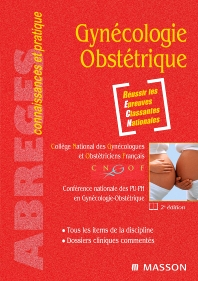 Gynécologie-Obstétrique - 2nd Edition - ISBN: 9782294709418, 9782294721021