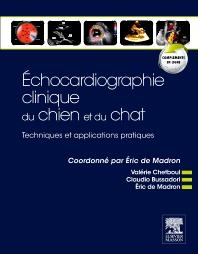 Echocardiographie clinique du chien et du chat - 1st Edition - ISBN: 9782294709845, 9782294728167