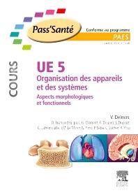 UE 5 - Organisation des appareils et des systèmes - Cours - 1st Edition - ISBN: 9782294710056, 9782294722318
