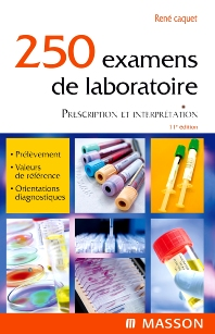 250 examens de laboratoire - 11th Edition - ISBN: 9782294710339