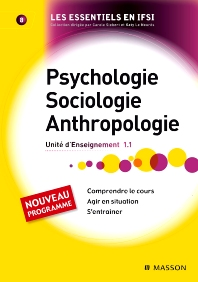 Psychologie, sociologie, anthropologie - 1st Edition - ISBN: 9782294710575, 9782294718601