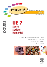 UE 7 - Santé - Société - Humanité Cours - 1st Edition - ISBN: 9782294710766, 9782294730511