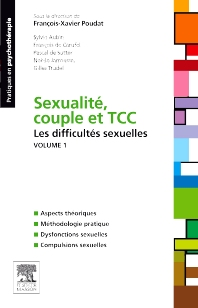 Sexualité, couple et TCC. Volume 1 : les difficultés sexuelles  - 1st Edition - ISBN: 9782294711190, 9782294717802