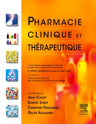 Pharmacie clinique et thérapeutique - 4th Edition - ISBN: 9782294711329, 9782294730863