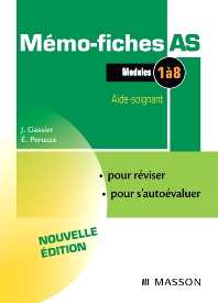 Mémo-Fiches AS - Modules 1 à 8 - 3rd Edition - ISBN: 9782294711459, 9782294719868