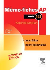 Mémo-fiches AP - Modules 1 à 8 - 3rd Edition - ISBN: 9782294711466, 9782294720697