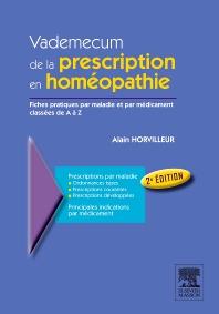 Vademecum de la prescription en homéopathie - 2nd Edition - ISBN: 9782294711558, 9782294717734