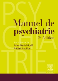 Manuel de psychiatrie - 2nd Edition - ISBN: 9782294711572