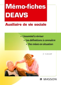 Mémo-fiches DEAVS - 1st Edition - ISBN: 9782294711657, 9782294719844
