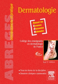 Dermatologie - 5th Edition - ISBN: 9782294711671, 9782294722837