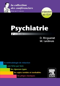 Cover image for Psychiatrie