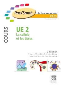 UE 2 - La cellule et les tissus - Cours - 1st Edition - ISBN: 9782294712524, 9782294732119