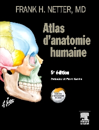 Cover image for Atlas d'anatomie humaine