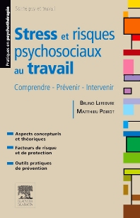 Cover image for Stress et risques psychosociaux au travail