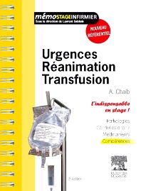 Urgences-Réanimation-Transfusion - 2nd Edition - ISBN: 9782294713552, 9782294720390