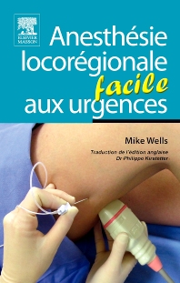 Cover image for Anesthésie locorégionale facile aux urgences