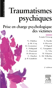 Traumatismes psychiques - 2nd Edition - ISBN: 9782294713811, 9782294726064