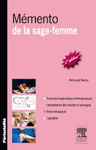Mémento de la sage femme - 2nd Edition - ISBN: 9782294714252, 9782294725708