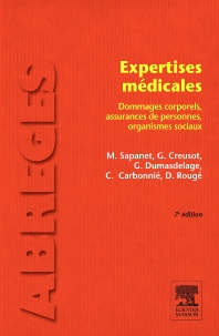 Expertises médicales - 7th Edition - ISBN: 9782294714801, 9782294728655