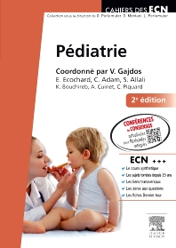 Pédiatrie - 2nd Edition - ISBN: 9782294714931, 9782294735318