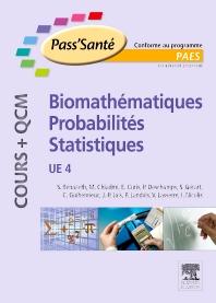 Biomathématiques - Probabilités - Statistiques - (Cours + QCM) - 1st Edition - ISBN: 9782294715266, 9782294732157