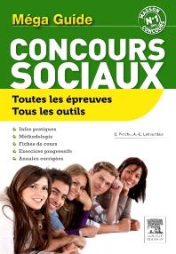 Méga Guide concours sociaux - 1st Edition - ISBN: 9782294715402, 9782294723698
