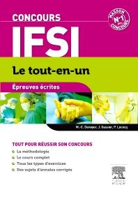 Concours IFSI Épreuves écrites Le tout-en-un  - 6th Edition - ISBN: 9782294715419, 9782294723445