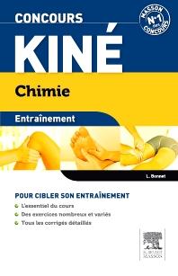 Concours kiné Chimie Entraînement  - 3rd Edition - ISBN: 9782294715532, 9782294723544